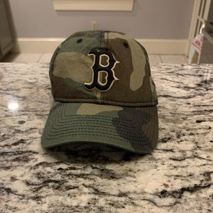 New Era Red Sox hat